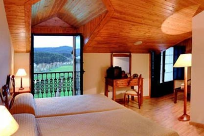 Descanso en Ribadeo: Hotel O Cabazo