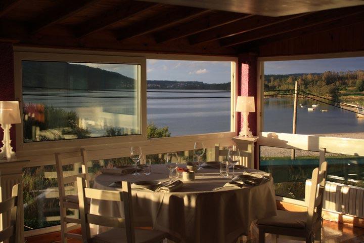 Costa da Morte: Restaurante Mar de Ardora