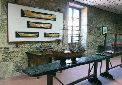 Museo Marítimo Seno de Corcubión