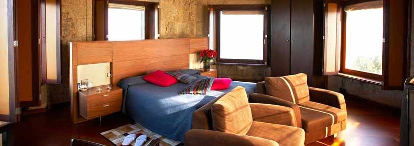 Hotel con encanto en Estaca de Bares