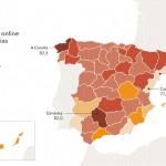 A Coruña consigue la mejor reputación online de España