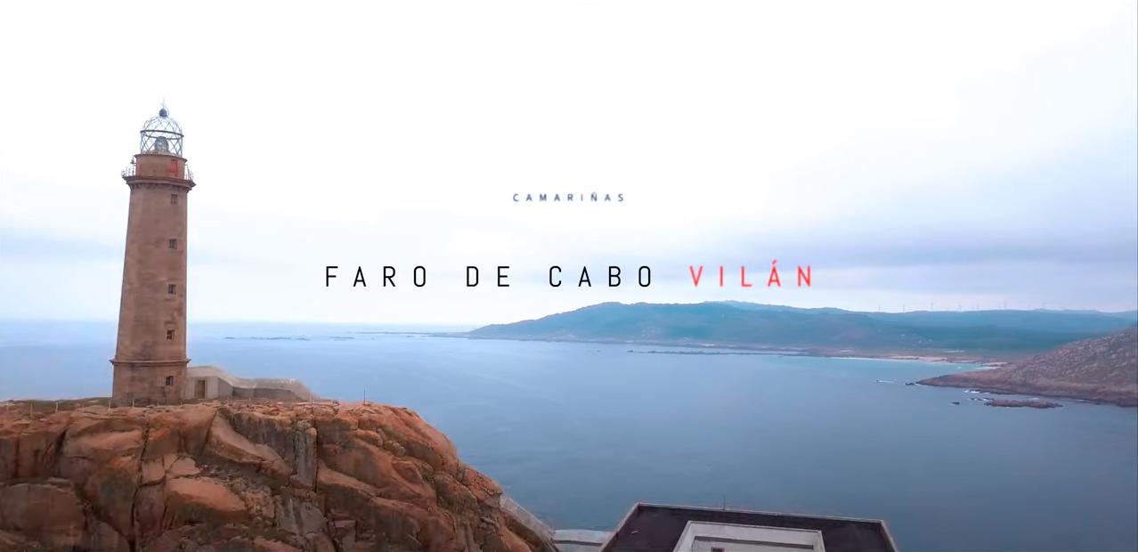 FARO CABO VILÁN – A Vista de pájaro